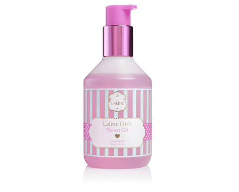 Laline Girls Shower Gel