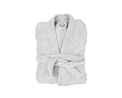 Gray Bath Robe