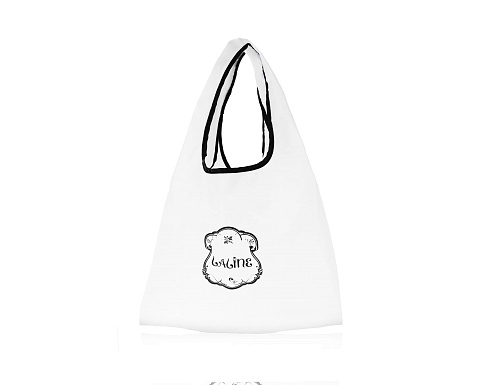 Foldable Bag White