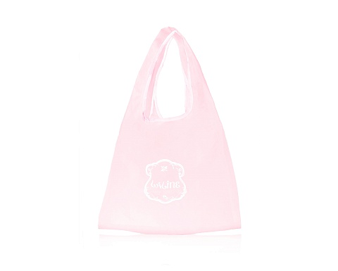 Foldable Bag Pink