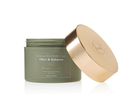 Botanical Rich Body Cream