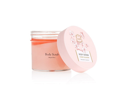 Body Scrub 240 gr - Limited Edition